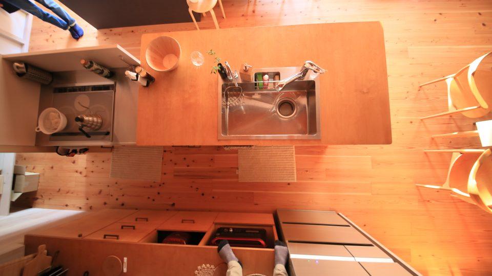 キッチンのリノベーション(その2)